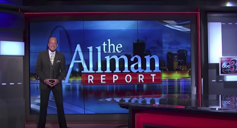 Allman Report canceled after controversial tweet over Parkland shooting survivor