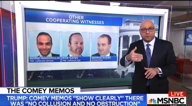 MSNBC Host On Mueller Witness George Nader: 'This Guy's Like Where's Waldo?'