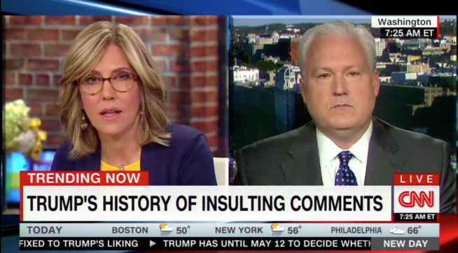 Matt Schlapp: Journalists Shouldn't Say If The President Is Lying