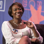 Joy-Ann Reid speaks during Politicon at the Pasadena Convention Center in Pasadena, California on July 29, 2017. Politicon is a bipartisan convention that mixes politics, comedy and entertainment. (Photo by: Ronen Tivony) (Photo by Ronen Tivony/NurPhoto)