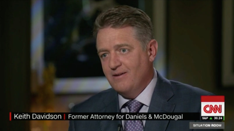 Former Lawyer For Daniels, McDougal Says Cohen Urged Him To Speak Out