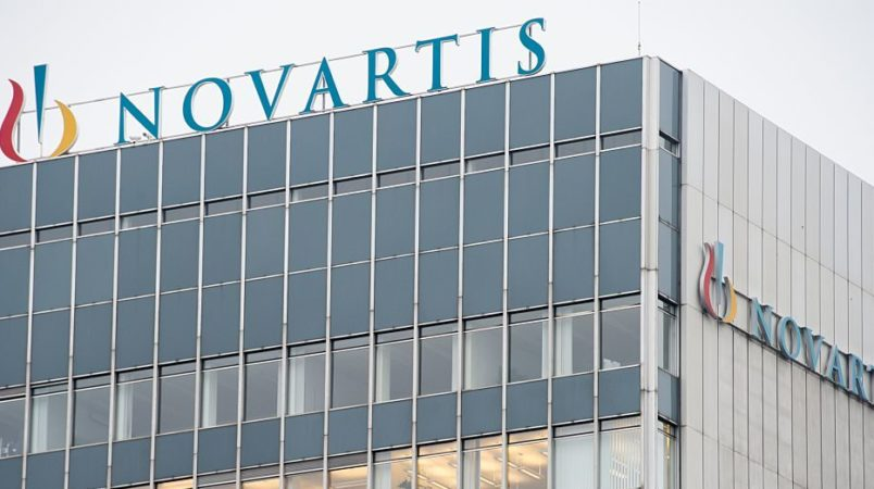Novartis paid $1.2m to Trump lawyer for policy insights