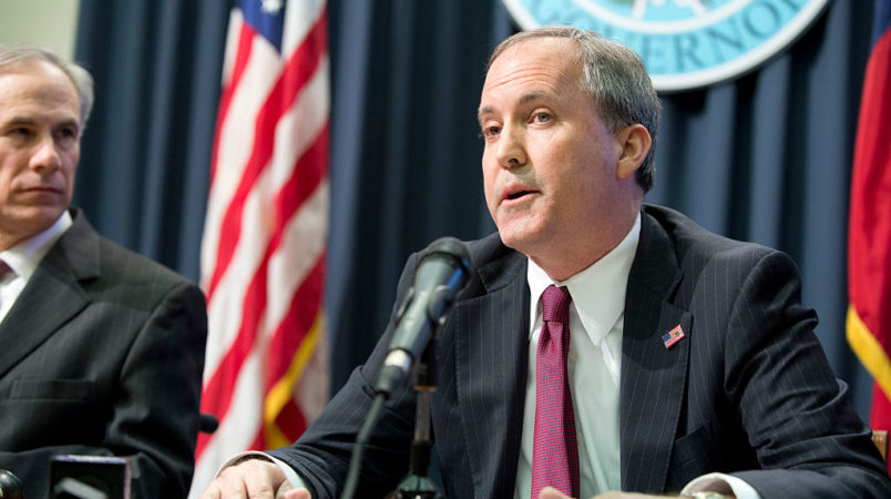 Texas AG Ken Paxton will sue the Trump administration to end DACA