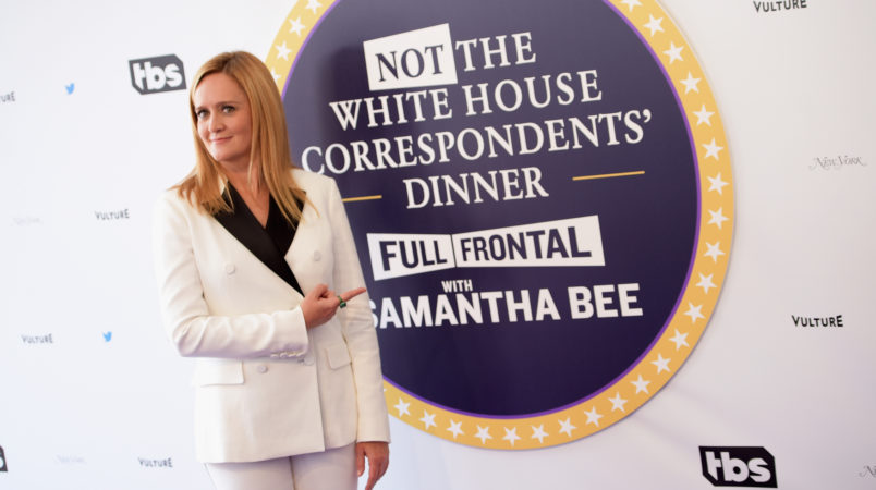 Sarah Huckabee Sanders on Samantha Bee's