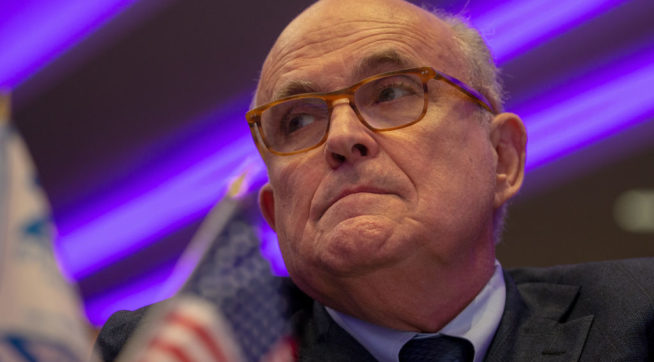 Giuliani Claims Mueller Has Sept. 1 Deadline For Obstruction Of Justice Probe