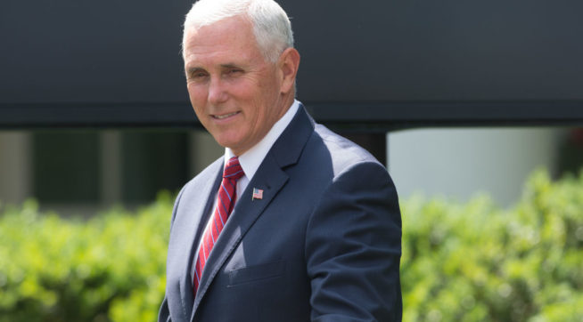Pence: Michael Cohen's Huge Business Contracts Are A 'Private Matter'