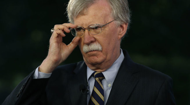 Bolton Tells Europeans: 'It's Possible' We'll Sanction You For Doing Business With Iran
