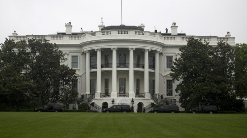 WH struggles to stem leaks, enforces phone ban
