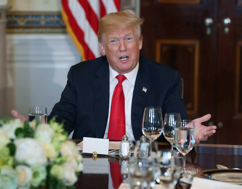 on May 21, 2018 in Washington, DC.