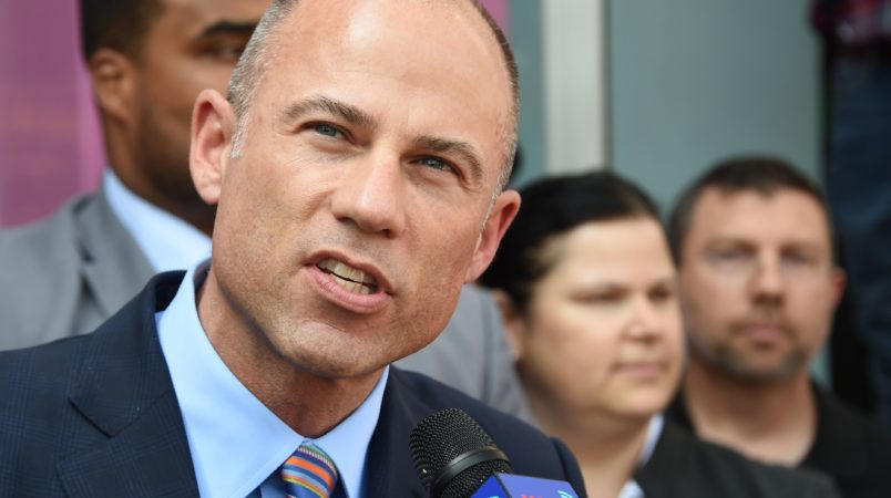 Michael Avenatti warned by federal judge about 'publicity tour'