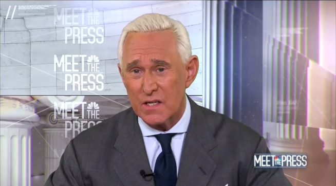 Stone: 'I Am Prepared' For Mueller Indictment, 'Should That Be The Case'