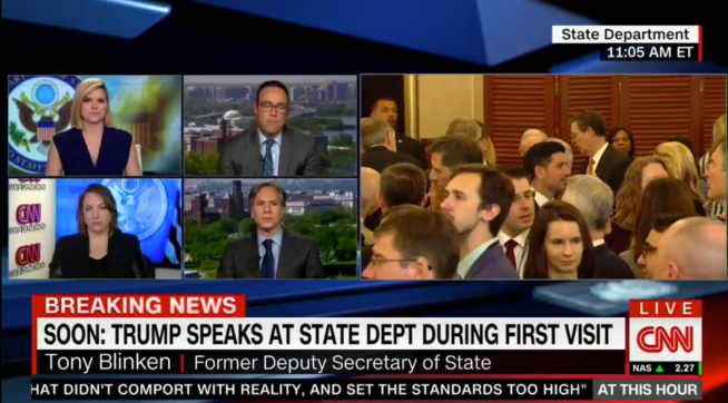 Ex-Obama Admin Official: State Dept. Suffering From 'Post Traumatic Rex Disorder'