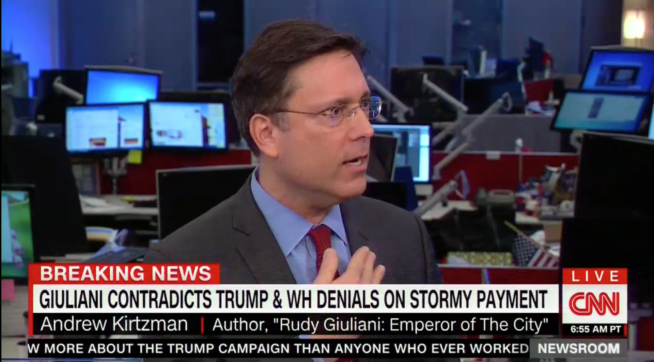 Giuliani Expert Says That Recently He's Been 'Behaving More Unhinged'
