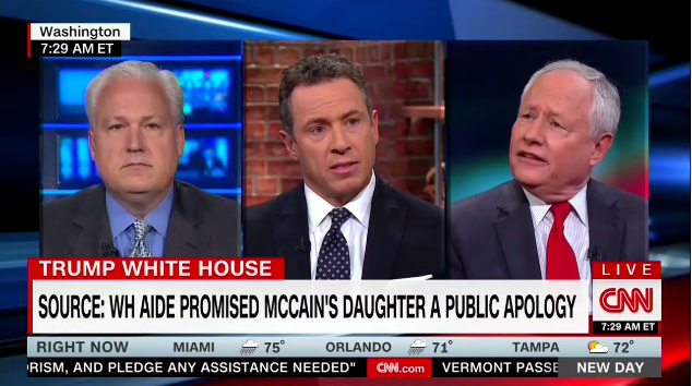Matt Schlapp Calls WH Aide Who Made 'Dying' Comment A 'Bit Of A Victim'