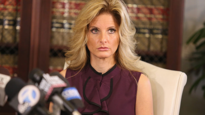 Trump could face questioning in defamation suit