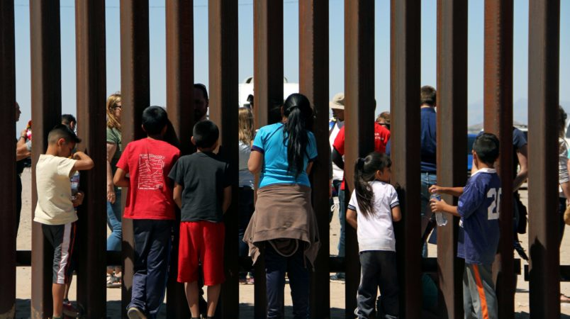 About 2,000 children separated from families at US  border: DHS