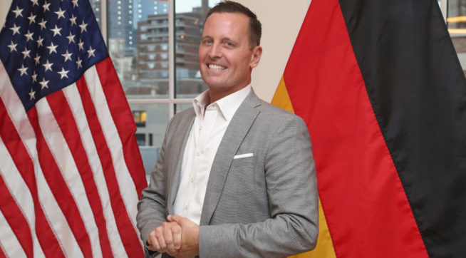 Germany Wants 'Clarification' Of US Ambassador's Wish To 'Empower' The Right