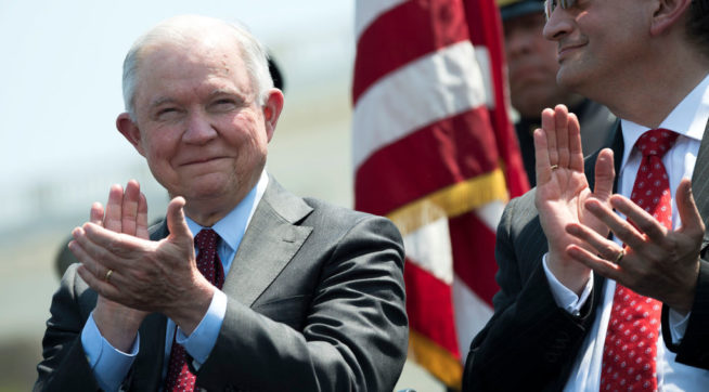 Sessions: DOJ Is 'Pleased' At Supreme Court's 'Masterpiece Cakeshop' Ruling