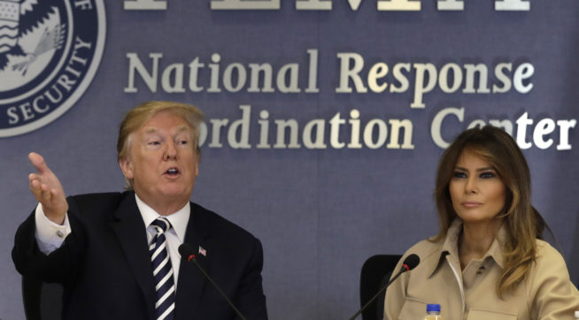 First Lady Calls On 'Both Sides' To Change President's Own Family Separation Policy