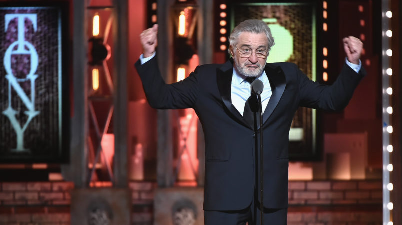 performs onstage during the 72nd Annual Tony Awards at Radio City Music Hall on June 10, 2018 in New York City.