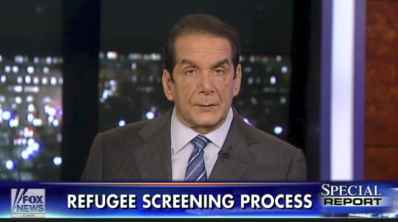 FOX News' Charles Krauthammer Reveals Terminal Cancer, Weeks to Live