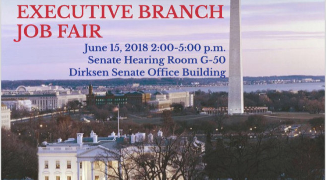 'Interested In A Job At The White House?' Desperate Staff Recruits At Job Fair