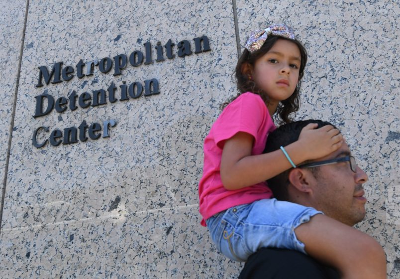 HHS now estimates under 3,000 kids separated from parents in government custody